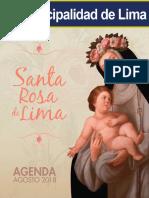 Agosto Municipio Lima