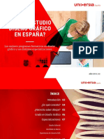 eBook Donde Estudiar Diseno Grafico en Espana