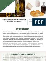 EXPOSICION bebidas alcoholicas