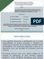 Presentacion Pepino