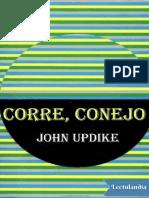 Corre Conejo - John Updike.pdf