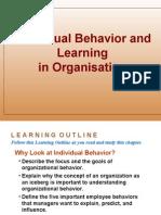 Individual Behavior-kuliah 2