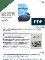 Roland Berger World Rail Market Presentation Final