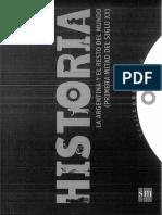 Historia la Argentina y el resto del mundo - Primera mitad del siglo XX - Ed 1421b17827c