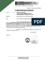 MODELO DE OFICIO PNP