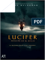Balderas Galvez Jorge - Lucifer Principe en El Exilio