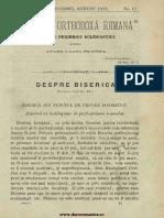 Biserica Orthodoxă Romană Jurnal Periodic Eclesiastic, 01, nr. 11, august 1875.pdf