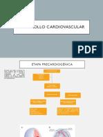 Embriología de corazón