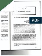 La Comunicación en el Aula - Capitulo 4 (Enseñar lenguaje para aprender a comunicar).pdf
