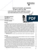 EL MOVIMIENTO ESTUDIANTIL SECUNDARIO CHILENO DE MAYO-JUNIO DE 2006.pdf