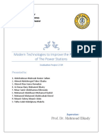 Modern technologies to improve the performance of the power station.pdf