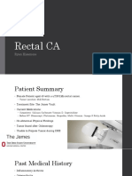 lower gi case presentation pdf