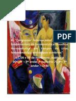 Programação - XI Congresso Internacional Questões fundamentais da hermenêutica