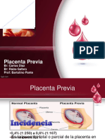 Seminario Placenta Previa