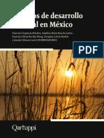 Estudios de desarrollo regional en México