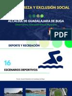 Deporte y Recreación_Observatorio Socioeconómico