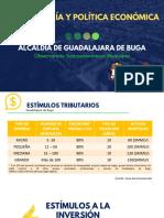 Estímulos Tributarios_Observatorio Socioeconómico