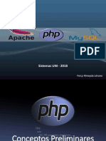 2018 Php - Sesion 1