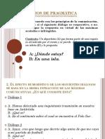 Ejercicios Presentación en Clase.