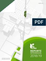 Informe Interanual Recreo 2019