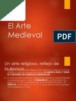 El arte medieval