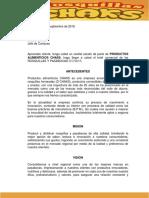Ge Pd 06 Procedimiento Brief Comercial Darven