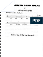 Mike Richards - Advanced Drum Ideas