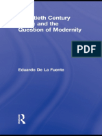 De La Fuente - 2010 - Twentieth Century Music and the Question of Modernity