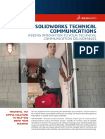 3DS 2017 SWK TechnicalCommunications Datasheet