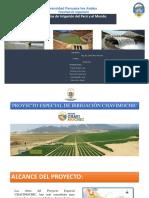Grandes Proyectos de Irrigación del Perú y el Mundo