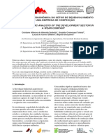 Análise Macroergonômica Do Setor de Desenvolvimento