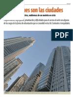 Marina Garber - Para quiénes son las ciudades. Revista Acción, Primera quincena de septiembre de 2015.