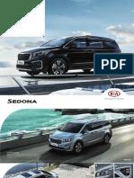 Kia Sedona Brochure