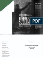 Ankersmit, Frank - La Experiencia Historica Sublime I (Tapa-Índice-Presentación-Introducción).pdf