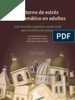Trastorno de estrés postraumático en adultos. Intervención cognitivo-conductual para víctimas de sismos