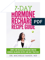 7 Day Hormone Recharge Recipe Guide 0119