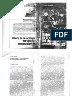 Comte y el surgimiento de la Sociología Positivista
