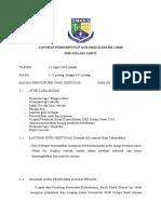 Sesi Petang Ogos Laporan Perhimpunan Kokurikulum Bil 1 2018