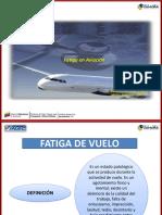 Fatiga en Aviación