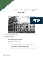 3. La Arquitectura Romana