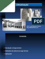 Aula de Climatização 01- Introdução a Sistemas de Refrigeração