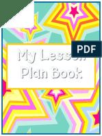 Lesson Plan Books