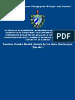 El proceso de ensenanza - apren - Mombo Kuabi, Faustino.pdf