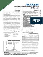 Data Sheet Maxim 6754