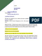 17. Management Placenta Previa