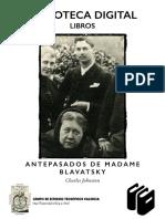 Johnston, Charles - Antepasados __de Madame Blavatsky.pdf