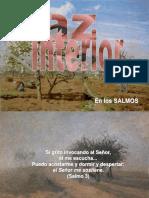 Salmos.paz Interior