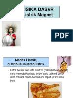 D.listrik Magnet Muatan Listrik