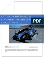 financial statement analysis on mrf and appolo tyres.docx