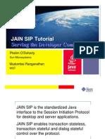 JAIN-SIP-Tutorial